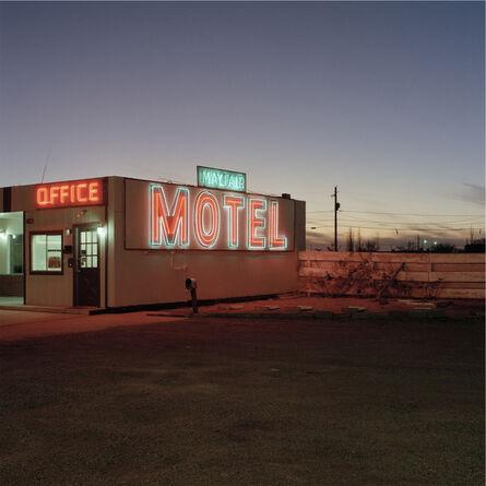 Jeff Brouws, 'Winslow, Arizona', 1991
