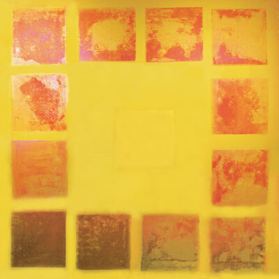 Yvonne Thomas, 'Map Notes', 1965