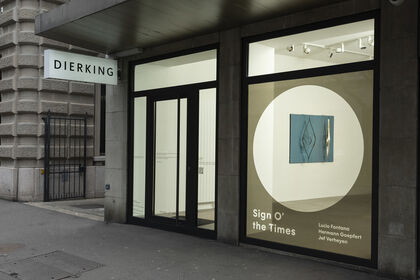 Sign O' the Times -                                    Fontana, Goepfert, Verheyen