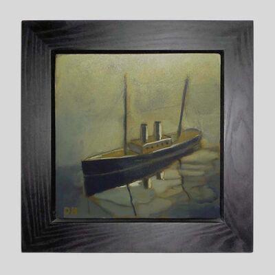 Duncan Hannah, 'Tin Boat', 1989