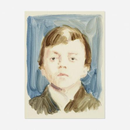 Annie Kevans, 'Adolf Hitler in Blue', 2010