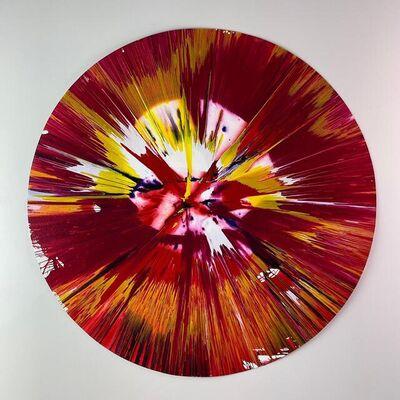 Damien Hirst, 'Spin circle', 2009