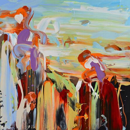 Daniel Phill, 'Alonsoa True', 2014