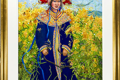 Karin Krohne Kaufman Paintings and Drawings