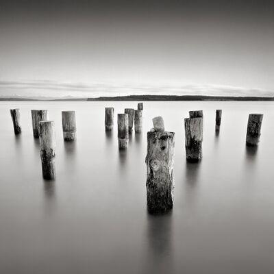 David Fokos, 'Balanced Stones, Port Townsend, Washington', 2002