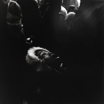 Louis Stettner, 'Thanksgiving Day Parade, NYC', 1974