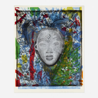 Jim Dine, 'The Mask', 2015