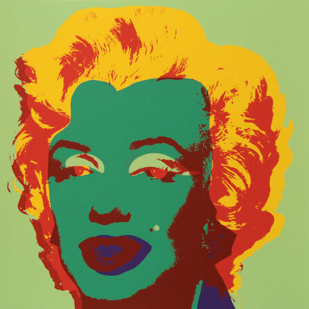 (after) Andy Warhol, 'Marilyn Monroe 11.25', 1967 printed later