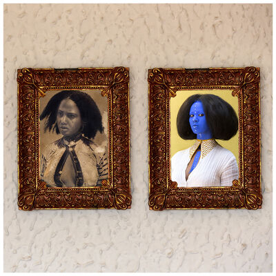 Aida Muluneh, 'Postcards from Asmara', 2016