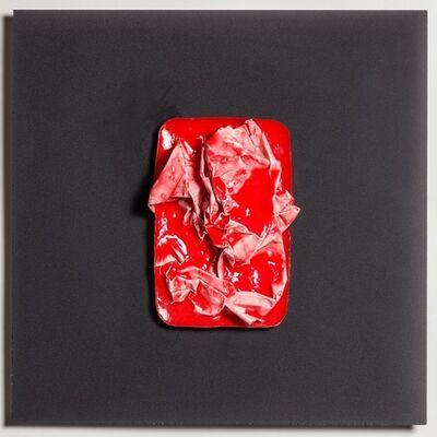 Lesley Bodzy, 'Red Encased', 2019