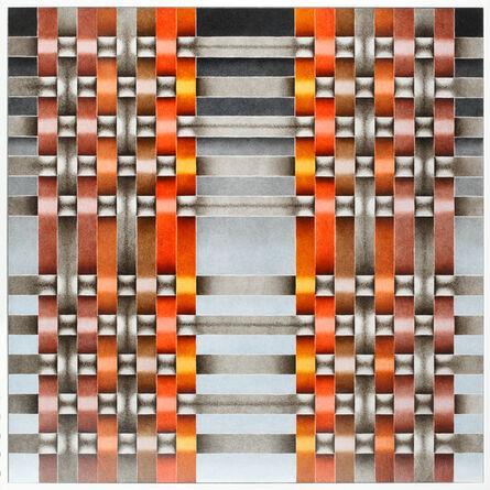 Mark Leonard, 'Weaving #15', 2011