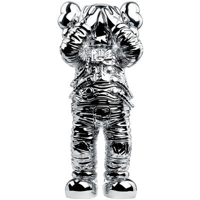 KAWS, 'Holiday Space (Silver)', 2020