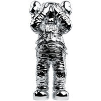 KAWS, 'Holiday Space (Silver)', 2020