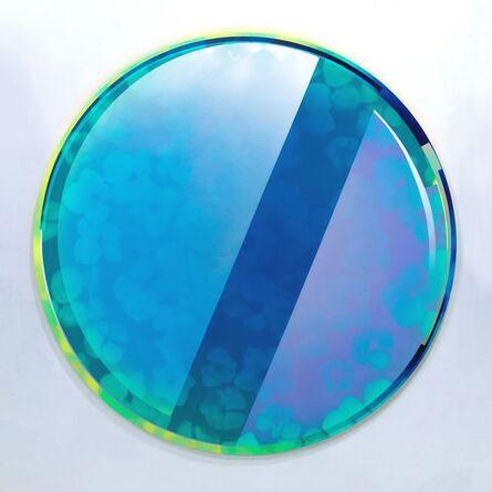 Hidenori Ishii, 'MIRЯOR - Fluorite', 2019