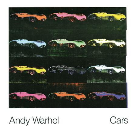 Andy Warhol, 'Formula 1 Car W 196 R (1954)', 1989