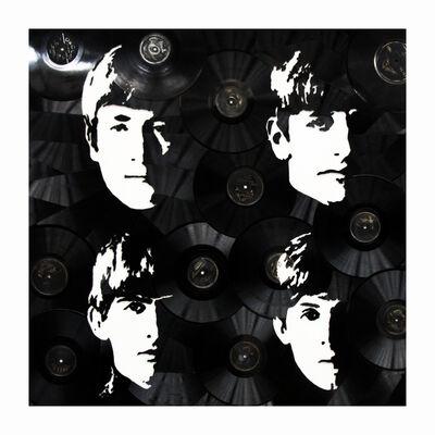 Mr. Brainwash, 'The Beatles', 2018