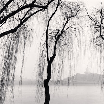 Michael Kenna, 'White Stupa, Beihai Park, Beijing, China', 2007