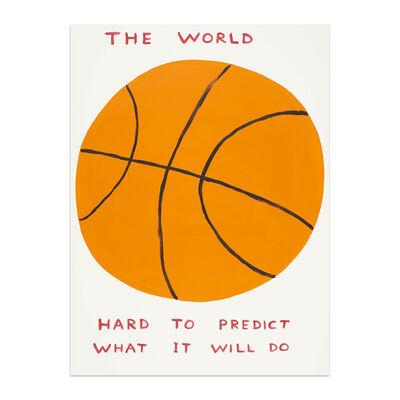 David Shrigley, 'The World', 2020