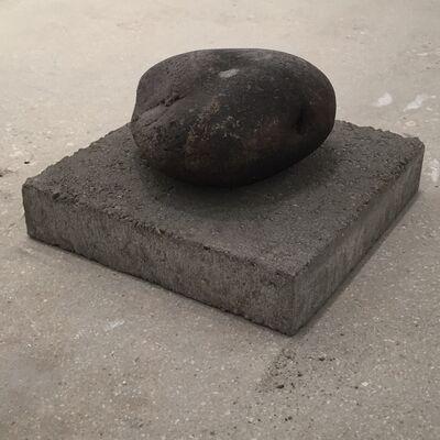 Carl Andre, 'Block & Stone #35, Portland, Oregon', 1973