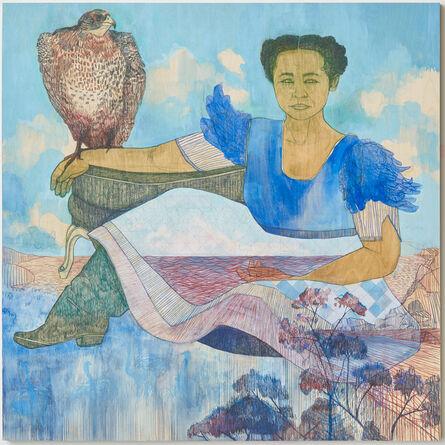Pamela Phatsimo Sunstrum, 'The Two II', 2020