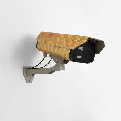 Addie Wagenknecht, 'CCTV, Gold, No. 3', 2015