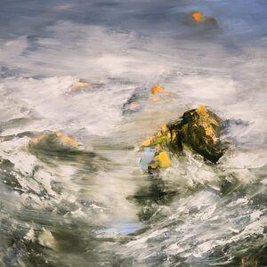 Réal Calder, 'The Storm', 2020