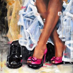 Pascale Taurua, 'The Provocative Shoes', 2019