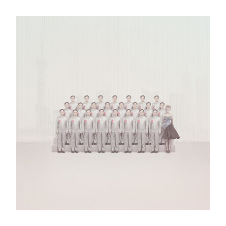 Quentin Shih, 'Shanghai Dreamers No.6', 2010