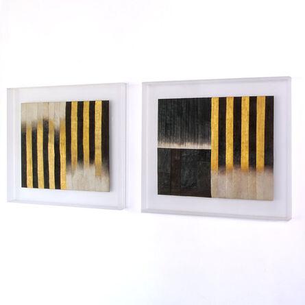 Jin-Sook So, 'New York Skyline I + II', 2006