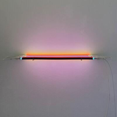 Christian Herdeg, 'Neonboard', 2020