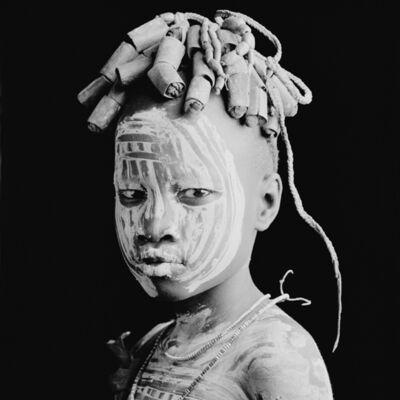 Jean-Baptiste Huynh, 'Ethiopie - Portrait VI', 2005