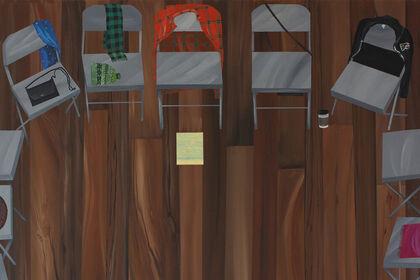 ANNE BUCKWALTER: Room Key