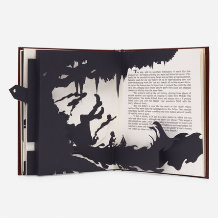 Kara Walker, 'Freedom, a Fable, a Curious Interpretation of the Wit of a Negress in Troubled Times', 1997