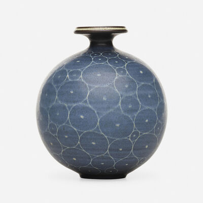 Harrison McIntosh, 'vase', c. 1980