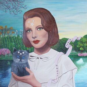 Cenin, 'Cat Friend', 2013