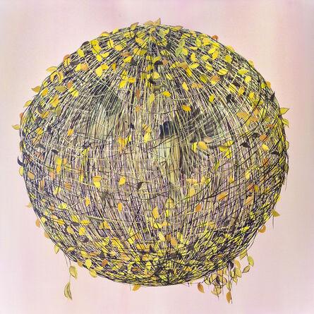 Allison Green, 'String Theory (Dusk)', 2015