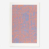 Roy Lichtenstein, 'Cathedral #2', 1969