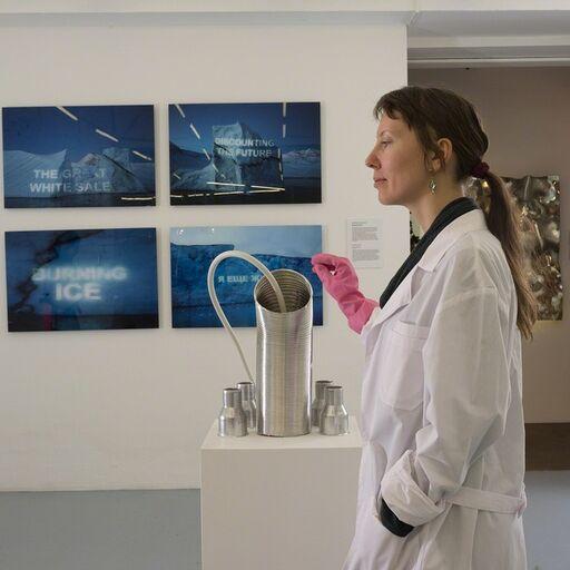 Laboratoria Art & Science Space