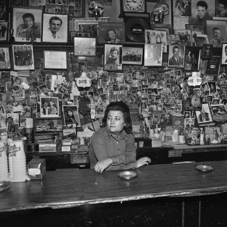 Henry Horenstein, 'Wanda behind the Bar, Tootsie's Orchid Lounge', 1974