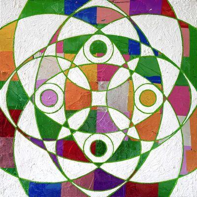 Kyle Andrew Szpyrka, 'Unity In Color 4-1', 2021