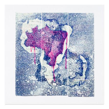 Claudia Hersz, 'Covidian Cartography nº 11', 2020