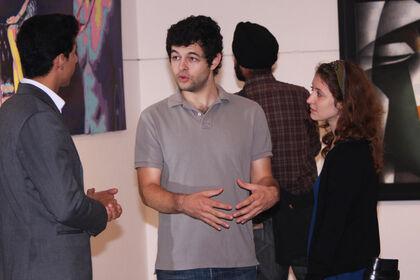 Salvatore Ferragamo & Frangipani Art Show