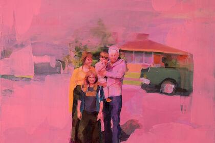 Justin Duffus: New Paintings