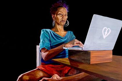 Watch Me Work – Portraits of Self