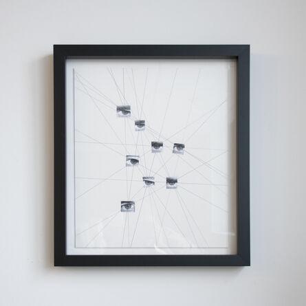 Marc Swanson, 'Untitled (Devotion Single Eyes)', 2010