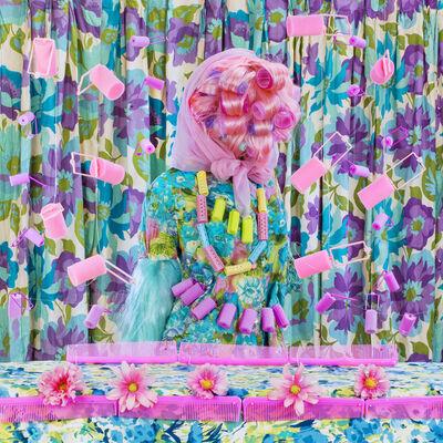 Patty Carroll, 'Hairly ', 2014