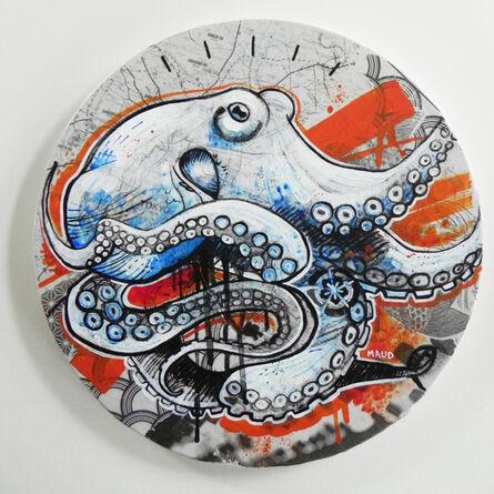 Maud Besson, 'Octopus VI', 2018
