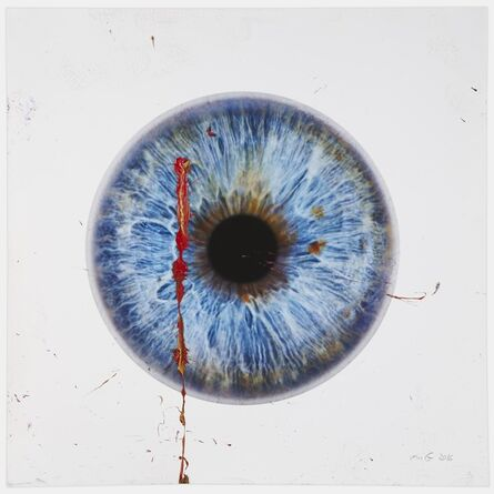 Marc Quinn, 'Untitled (The Eye of History)', 2016