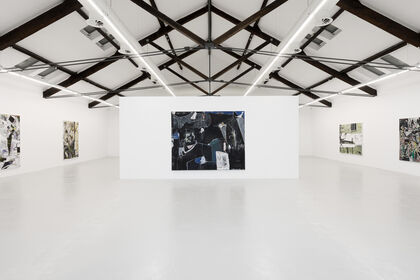 Marcel Eichner Paintings and Drawings 2009 - 2019