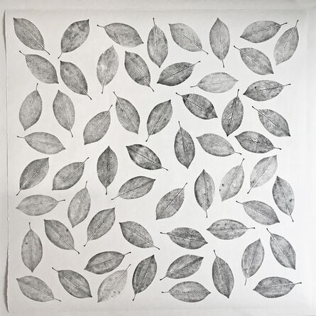 Andre Mirzaian, 'Magnolia Leaves', 2017